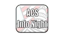 Frankfurt ACS Info Night