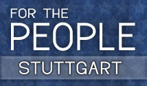 For the People - Stuttgart