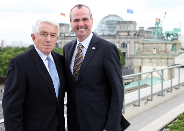 Tom Donohue and Ambassador Murphy