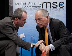 Botschafter Murphy, Ischinger