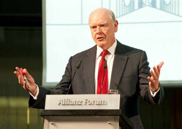 John W. Snow, former U.S. Secretary of the Treasury / (c) Andreas Amann