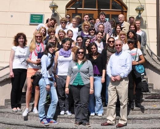 Wittenberg Seminar-Teilnehmer